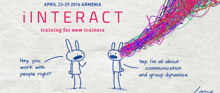 iINTERACT – Training for new trainers in Armenia