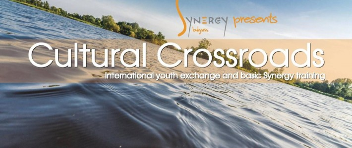 Cultural Crossroads – a basic synergy training in Bulgaria, video