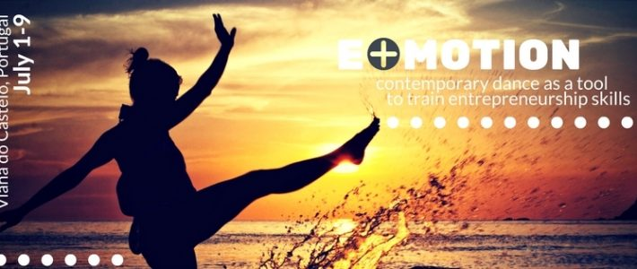 E+motion A2 – Training course in Portugal