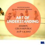 Art of Understanding – Youth exchange in Czech Republic
