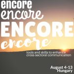 ENCORE – Training course in Hungary