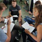 B.T.T.- Обучение за базови умения на тренери в Италия, резултати