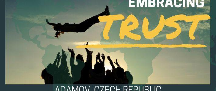 Embracing trust – Training course in the Czech Republic