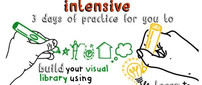 GO VISUAL – Graphic facilitation workshop in Bulgaria