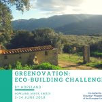 Greenovation eco-building challenge – Youth exchange in Greece