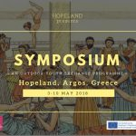 Symposium – Youth exchange in Greece