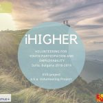 iHIGHER – Volunteering project in Bulgaria