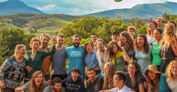 Symposium – Младежки обмен в Гърция, статия