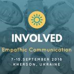Involved – Empathic Communication – Training course in Ukraine