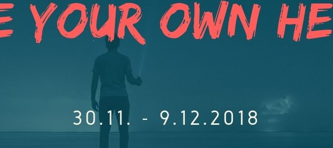 Be Your Own Hero – Training course in Italy