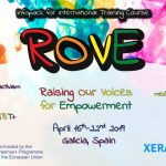 Raising Our Voices for Empowerment – Training course in Spain