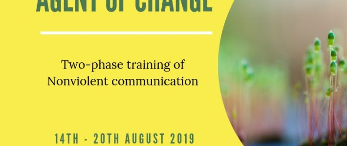 Communication: Agent of Change – Training course in Czech Republic