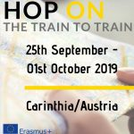 Hop On – Training course in Austria