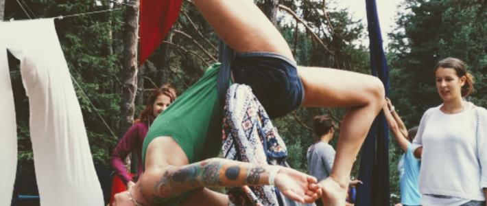 My world is turning upside down  – The volunteer Agita shares