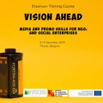 Vision Ahead – Training course in Bulgaria
