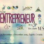 Social Entrepreneurship for Youth: YES! Training Course