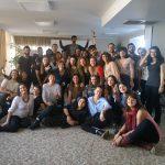 On-arrival & Mid-term training – Volunteers share