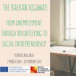 The Balkan Highway – Volunteering project in Bulgaria