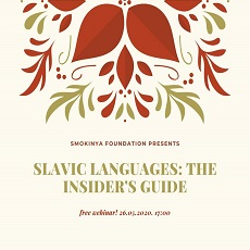 Slavic Languages: The insider's guide
