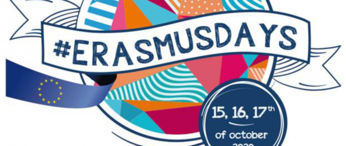 The start of a legend – Online Event about Erasmus+