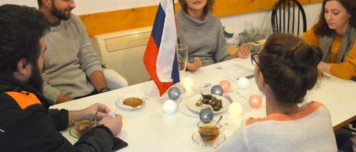 Russian Meeting Club- First Meeting Recap