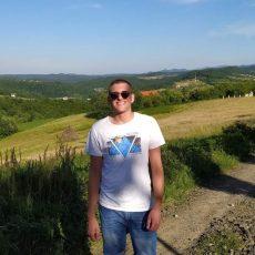 TBH project – meet new volunteer Vladan