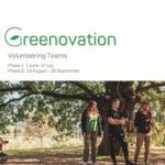 Greenovation –  Volunteering teams, Greece – Phase 2