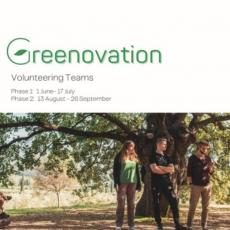 Greenovation – Volunteering Teams