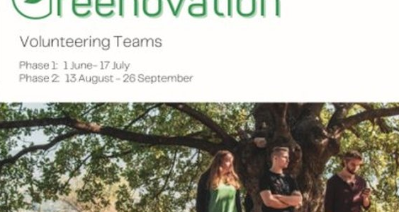 Greenovation – Volunteering Teams