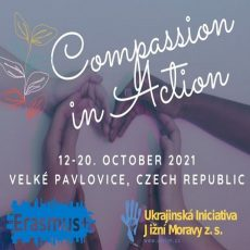 """""""Compassion in action"""" – Training course in Czech Republic"""