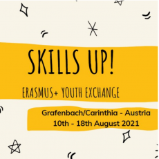 Skills Up! – Youth exchange in Austria