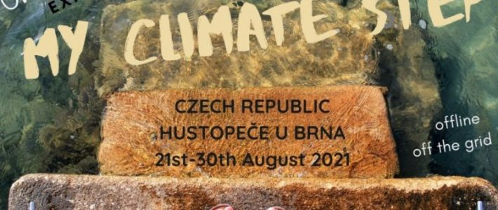 """""""My Climate Step"""" – Training Course in the Czech Republic"""
