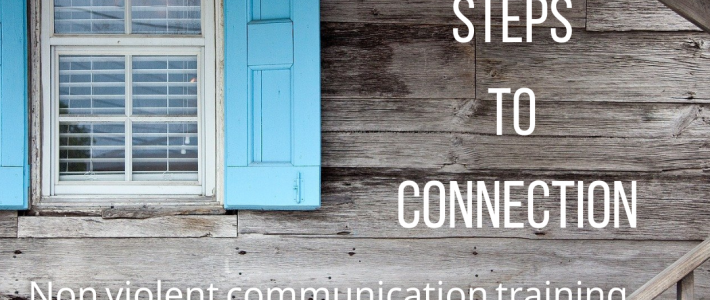 Steps to Connection – Nonviolent communication training course in Italy