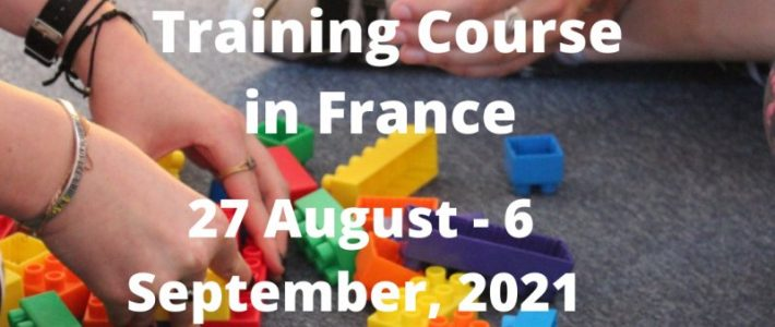 """""""Step for Leaders"""" – Training Course in France"""