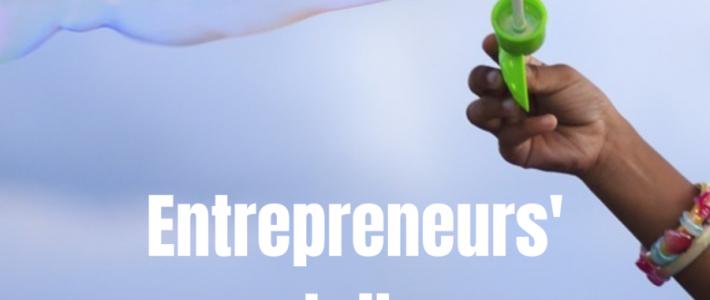 Entrepreneurs' talk – Event