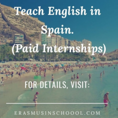 Teach English in Spain – Internship Program