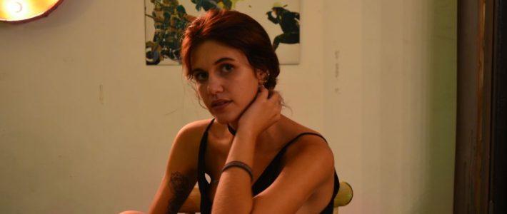 offLINE project start – meet new volunteer Rosa